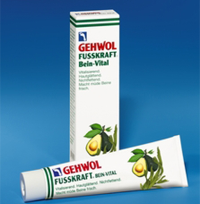 GEHWOL FUSSKRAFT Bein- Vital Avocado 125ml