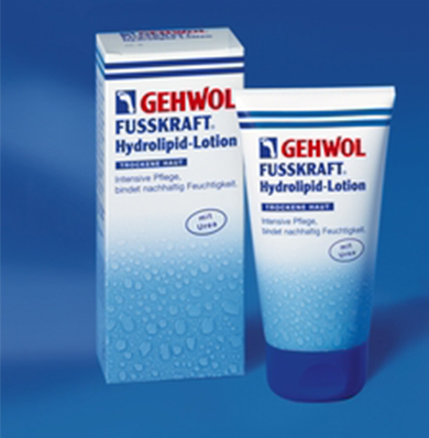 GEHWOL FUSSKRAFT Hydolipid-Lotion 125ml