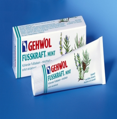 GEHWOL FUSSKRAFT Mint 75ml