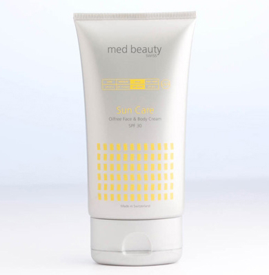 SunCare face & body Oilfree SPF30 150ml