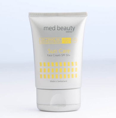 SunCare face SPF50 50ml
