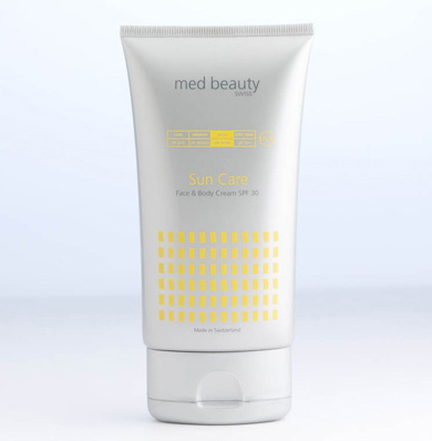 SunCare Face & Body SPF30 wasserfest 150ml